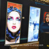 Advertising LED Light Box for Cosmetics Shop Store LED Sign