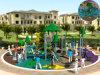 Kaiqi Medium Sized Forest Themed Children′s Outdoor Adventure Playground Set (KQ500337B)