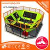Guangzhou Manufacturer Fitness Play Equipment Trampoline