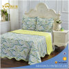 Great Gift High Quality Microfiber Printed Flower Bed Sheets Sets