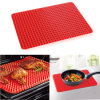 Custom FDA Lfbg Food Safe Silicone Baking Sheet