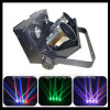 2*12W CREE 4 in 1 Beam DMX LED Scanner Light