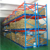 High Efficiency Display Shelf Warehouse Storage Stackable Pallet Rack