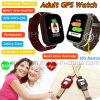 Wristwatch&Smartwatch GPS Tracker Watch with Real Time Tracking D28