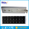 50W All in One Integrated Solar LED Street Lamp