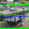 Fiberglass and Galvanized 2.8X1.4m Utility Trailer (BJ0095)