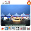 5X5m Pagoda Tent for Shop, Easy up Pagoda Canopy for Booth