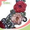 Lace Patterns for Girls Rose Flower Pattern 3D Colar Lace