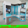 10X10FT Self-Assembly Portable Modular Eco-Friendly MDF Display Equipment