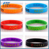 Trendy Wristband Silicon Bracelets for Rubber Bracelets Kids