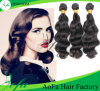 Unprocessed Black Double Drawn No Shedding Virgin Human Hair Accessories