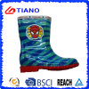 Colorful Fashion PVC Rain Boots for Children/Boys (TNK70012)