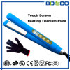 Ce/FCC/ETL Certificates Touch Screen Flat Iron Power Cord Parts Hair Straightener V185