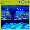 Movable Transparent Aluminum Tempered Glass Event Stage