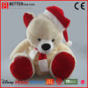 New Year Christmas Toy Stuffed Animal Plush Bear for Kids