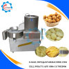 Combined Together Potato Washing Peeling Slicer Machine