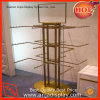 Metal Spinner Display Rack with Sign Holder