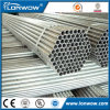 Hot Dipped Galvanized Gi Pipe ERW Black Steel Pipe for Construction