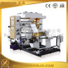 Two Color Plastic Bag Flexography Printing Machine