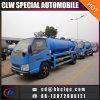 Jmc 3m3 4m3 Sewer Tanker Truck Vacuum Truck
