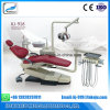 Hot Selling High Quality Ce Approved Real Leather Dental Chair with LED Sensor Light