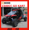 1500cc Efi Shaft Drive, 4WD, Manual Clutch Selling Go Kart for Sale Mc-456