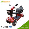 Double Seats Electric Mobility Scooter with LED Light