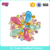 Made in China China Korean Wholesale Crystal Flower Brooch Pin Women