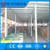 500kg/Sqm Heavy Loading Warehouse Storage Mezzanine Floor