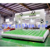 Inflatable Water Football Field Inflatable Soap Soccer Field Inflatable Soccr Pitch Inflatable Football Pitch