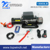 SUV 12V/24VDC Electric Winch with FCC Certification (13000lb-2)