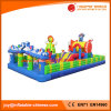 Giant Inflatable Cartoon Paradise for Kids Play T6-005