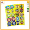 Customized Full Color Logo Sticker Printing