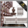 Powder Coated Aluminum Garden Fence with High Quality