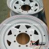 White Spoke North America Steel Trailer Wheel St Wheel