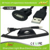 USB Extension Flush Dash Mount Cable for Car