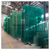 High Quality Tempered/Toughened Ultra Clear/Low Iron Glass for Building