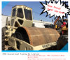 Used Ingersoll-Rand Road Roller SD100d High Quality!