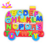 Teaching Toys Wooden Capital Letters ABC Puzzle for Toddlers W14b082