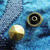 Round Jeans Rivet for Decorative
