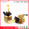 Factory Direct Sale 3s 9005 24W 2880lm LED Car LED Headlight Bulbs Headlamp with Competitive Price