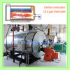 Oil Gas Fired Dual Fuel Industrial Boiler