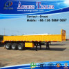 Drop Side Wall Semi Trailer