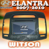 Witson Special Car DVD Player GPS for Hyundai Elantra (W2-D9556Y)