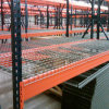 Store Pallet Rack Wire Mesh Decking