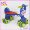 2015 New Style Children Wooden Tricycle, Kids Bicycle Tricycle with Handbar W16A004