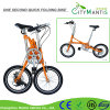 7 Speed Folding Bike with Aluminium Alloy Frame