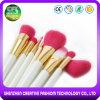 2017 New Design Free Sample 9PCS Nylon Travel Makeup Brush Set