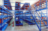 Stable and Steady Steel Mezzanine Working Floor Racking System