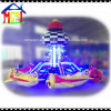 2018 Hot Sell Fiberglass Outdoor Playground Game Machine Merry-Go-Round
